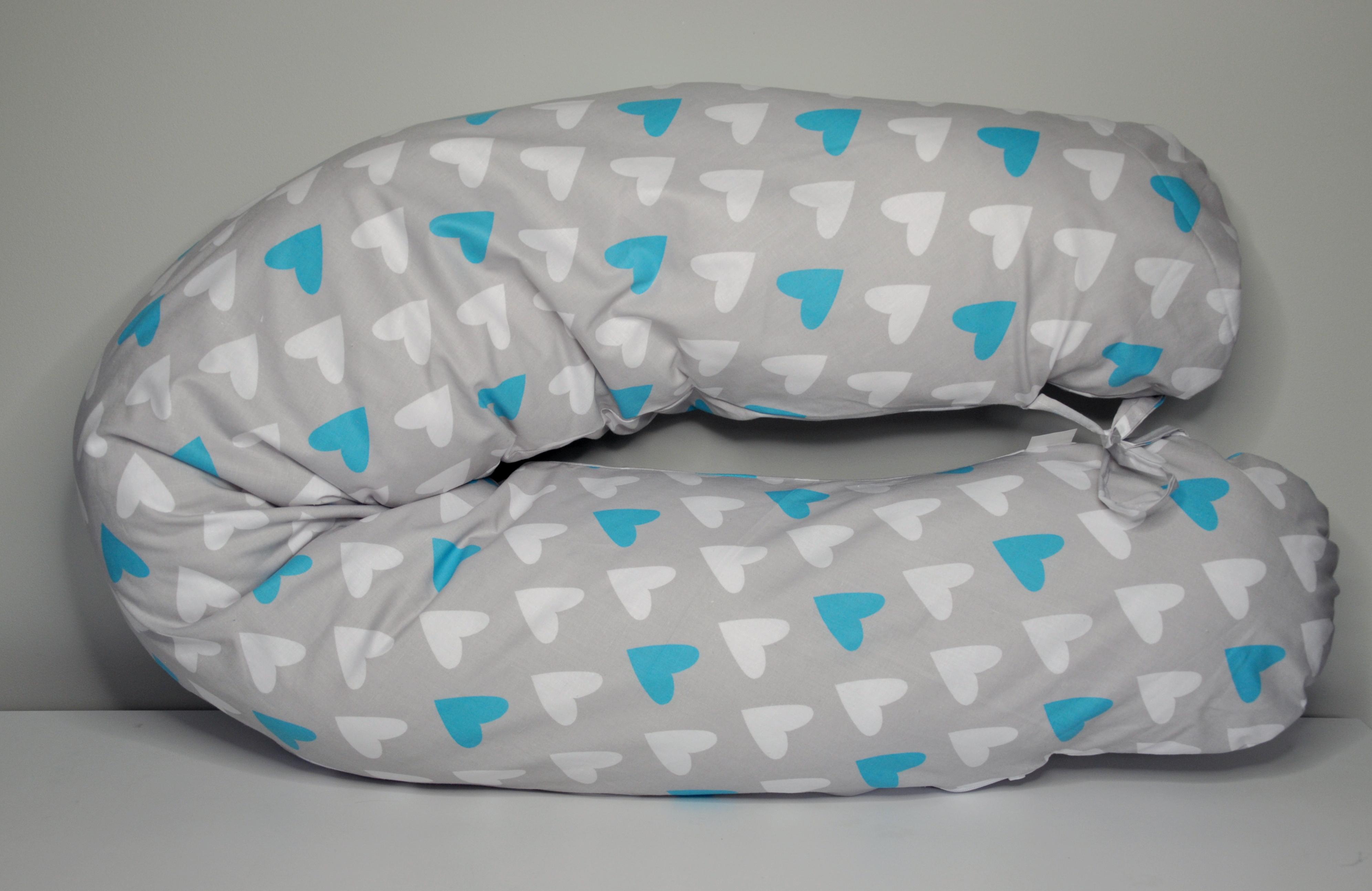 Poduszka do spania Serca