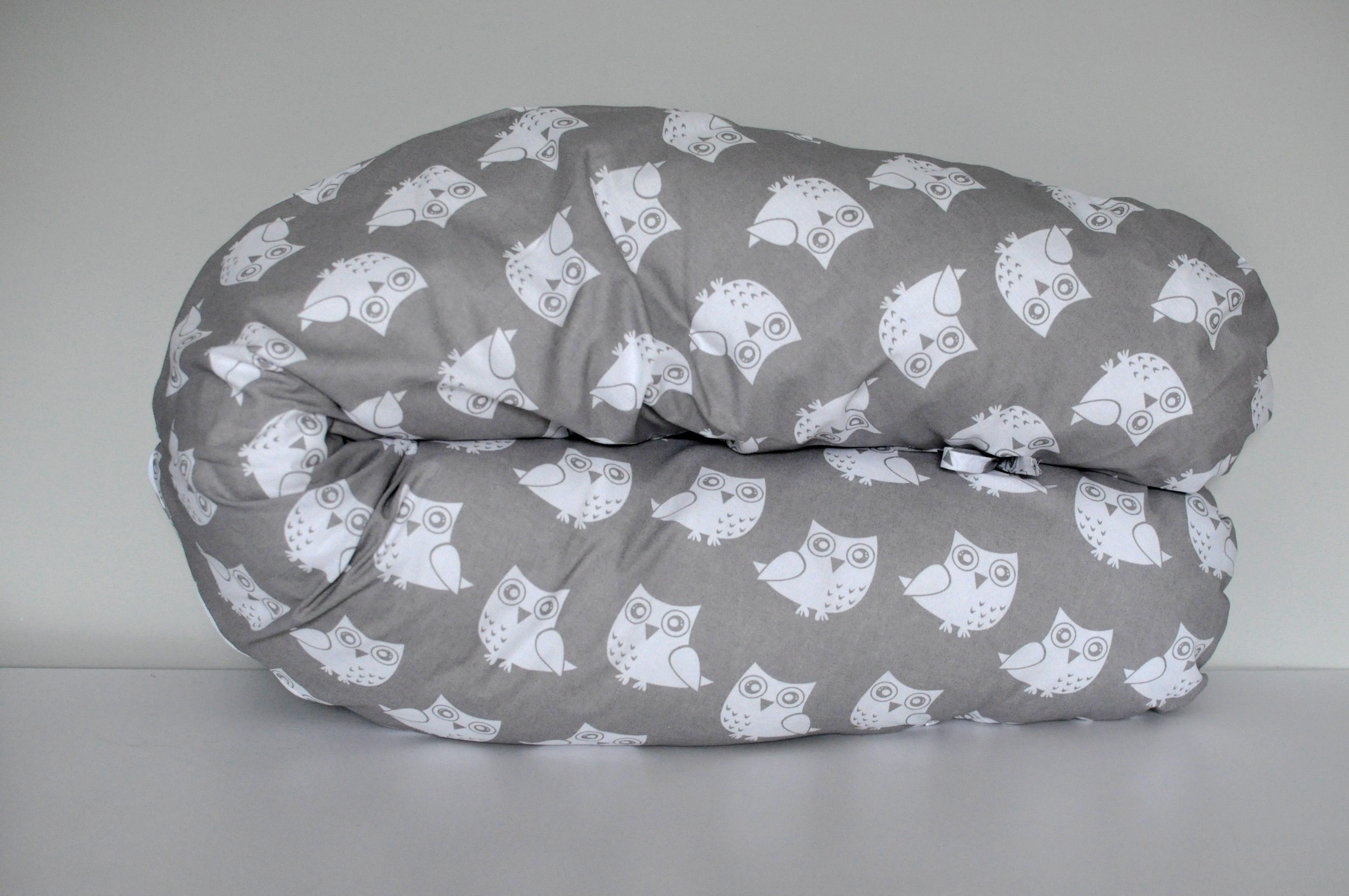 Poduszka do spania Sowy