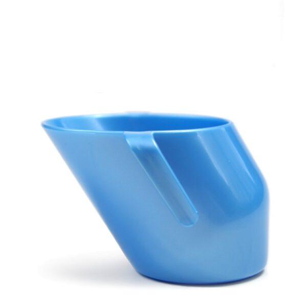 Doidy cup LAZUROWY Z PERŁĄ