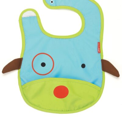 Zoo Bib - Dog © Skip Hop 2010. For use in the promotion of Skip Hop products only.