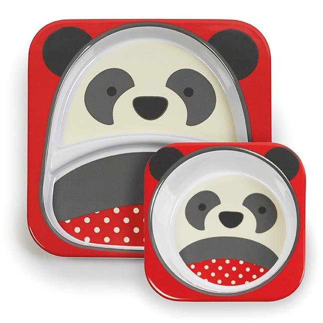Zestaw jedzeniowy SKIP HOP Panda