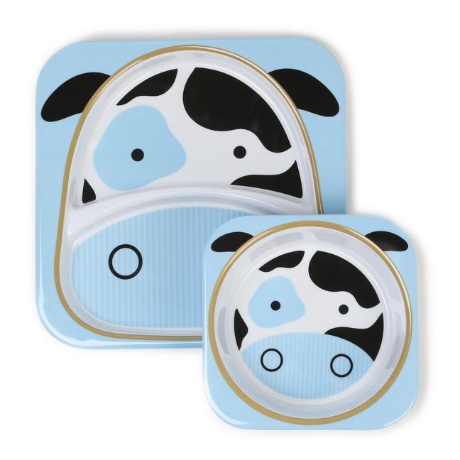 Zestaw jedzeniowy SKIP HOP Krowa
