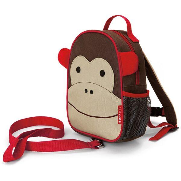 plecak baby małpka