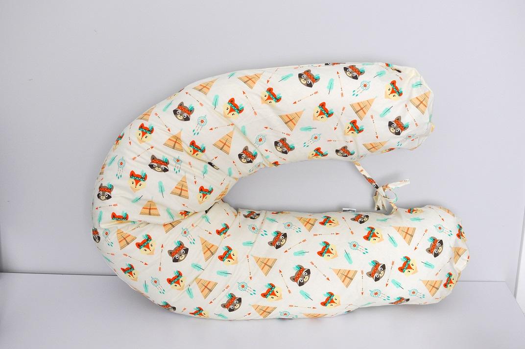 Poduszka do spania Tipi