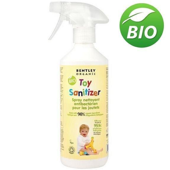 Spray dezynfekujący do zabawek Bentley Organic