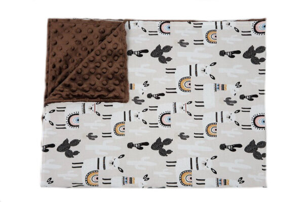 Kocyk Lamy - różne rozmiary