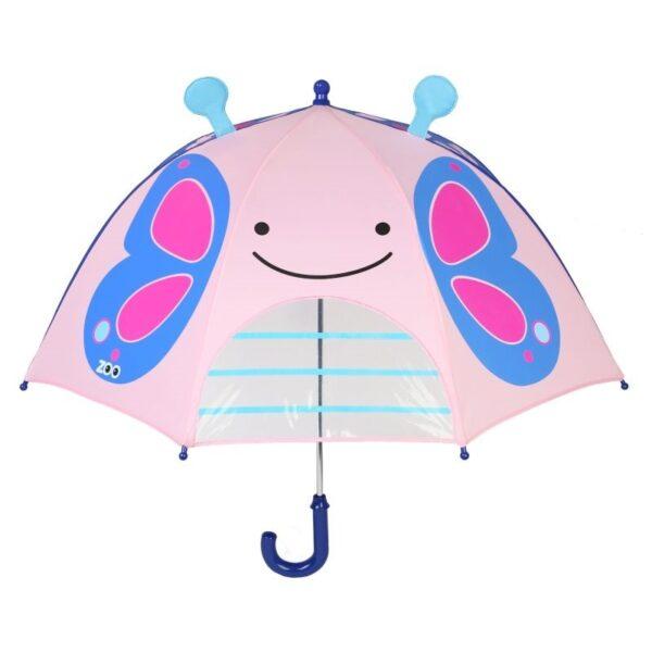 parasolka motyl