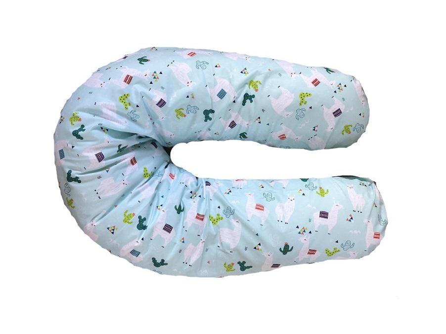 Poduszka do spania Lamy