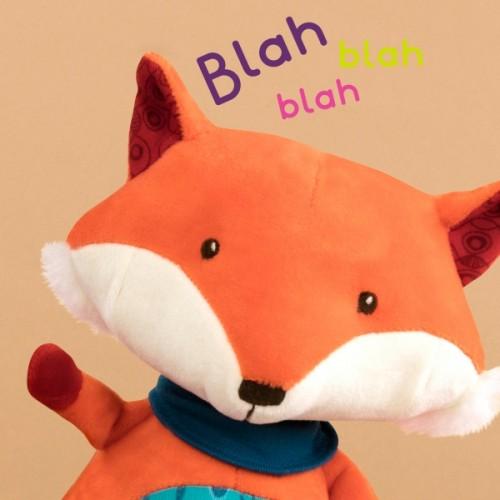 Pluszowy Lisek powtarzający słowa B.Toys