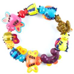 Wesołe owady do łączenia B.Toys
