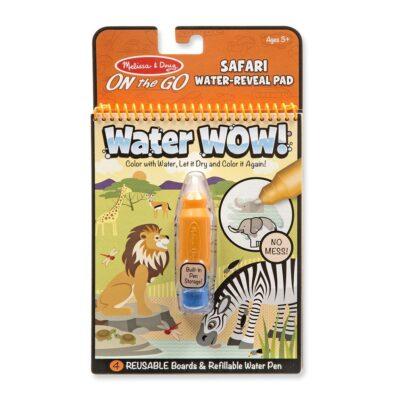 Kolorowanka wodna wielokrotnego użytku Safari Melissa&Doug