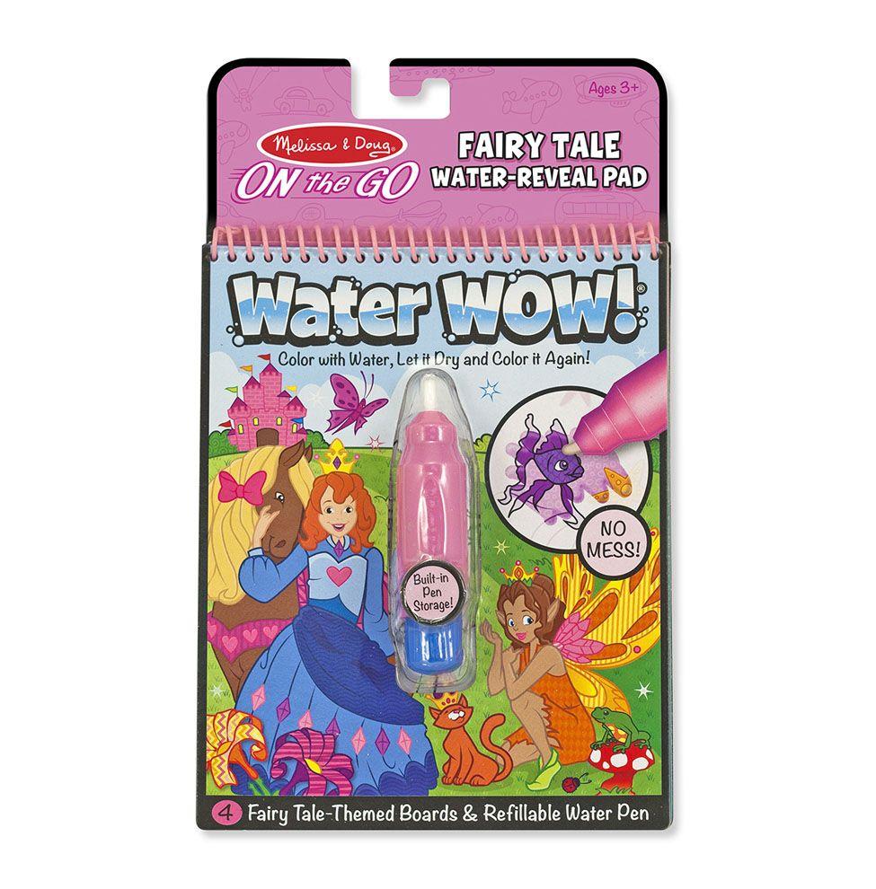 Kolorowanka wodna wielokrotnego użytku Księżniczki Mellisa&Doug