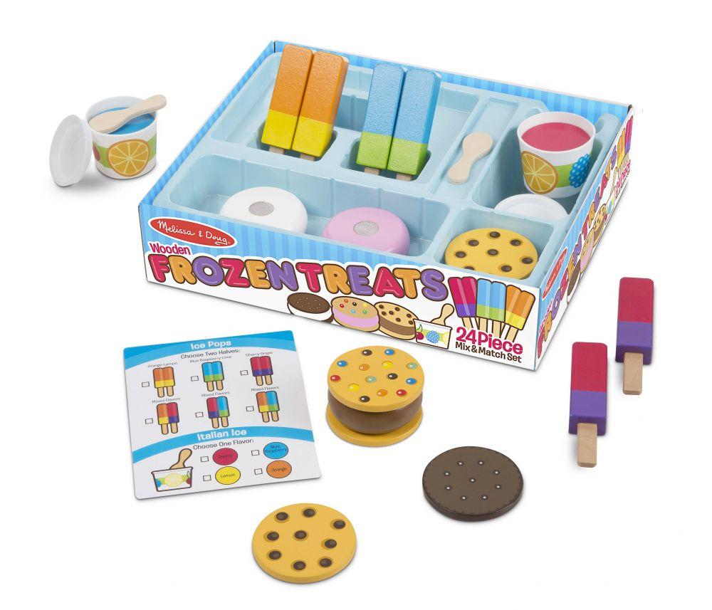 Mrożone smakołyki – zestaw do zabawy w sklep Melissa&Doug