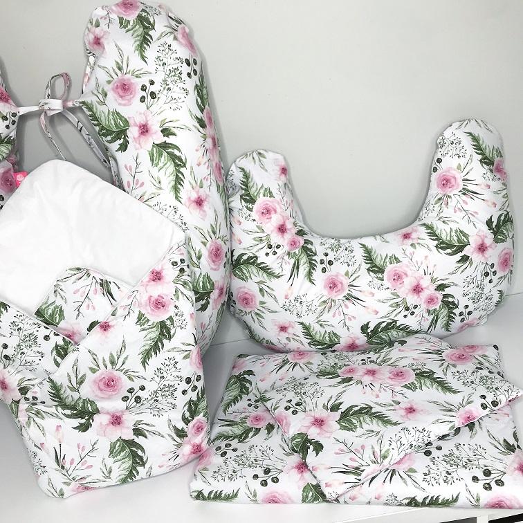 Poduszka do spania Pink Blossom