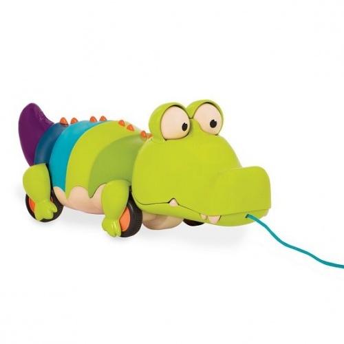 Krokodyl do ciągnięcia B.Toys
