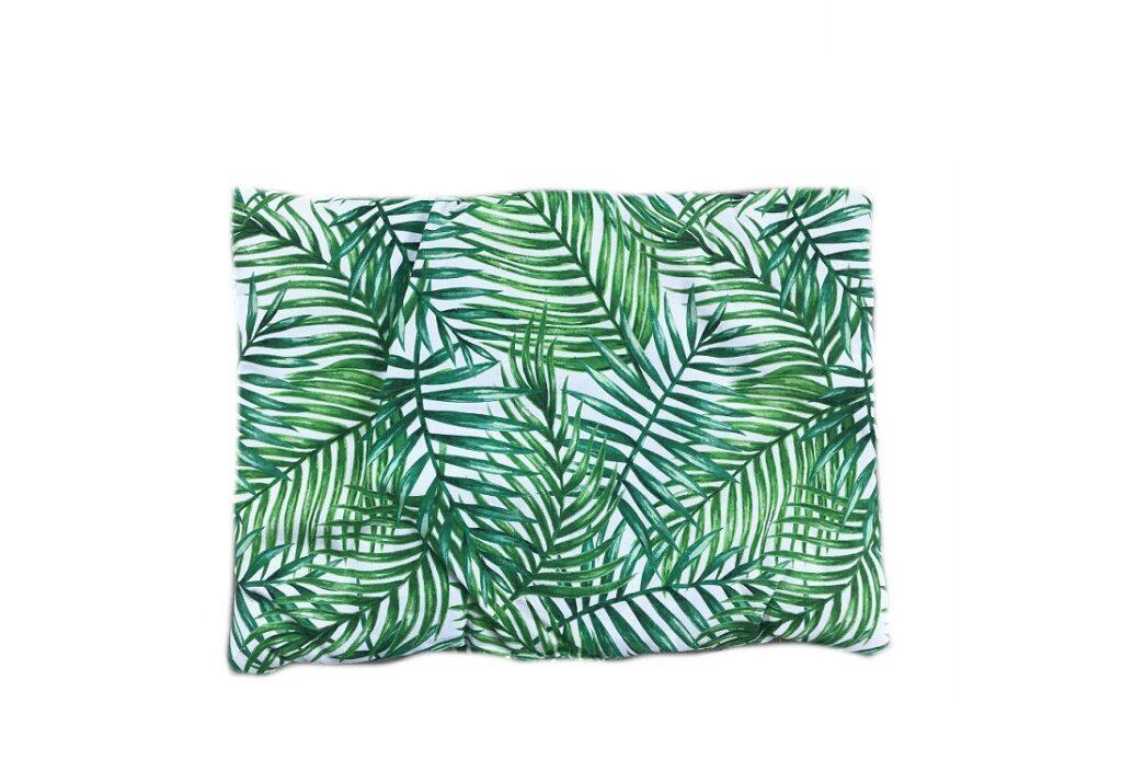 Poduszka bawełniana Palmy