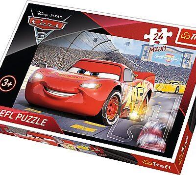 Puzzle MAXI 24el Cars