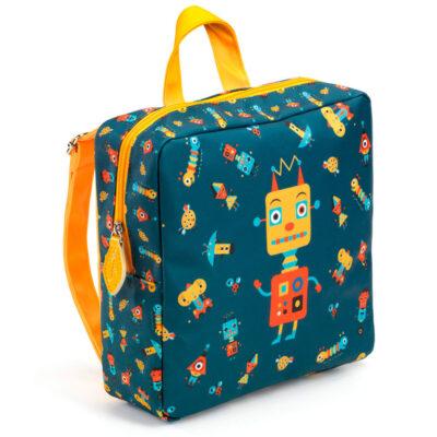 Plecak dziecięcy Robot   Djeco