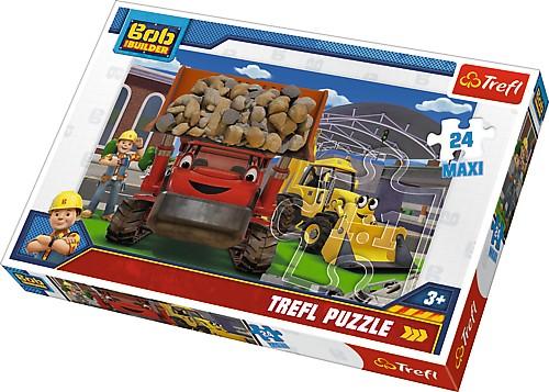 Puzzle MAXI 24el. Bob Budowniczy