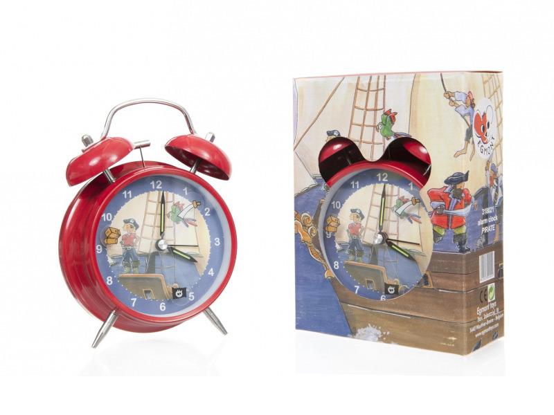Budzik Piraci Egmont Toys