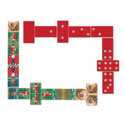domino czerwony1