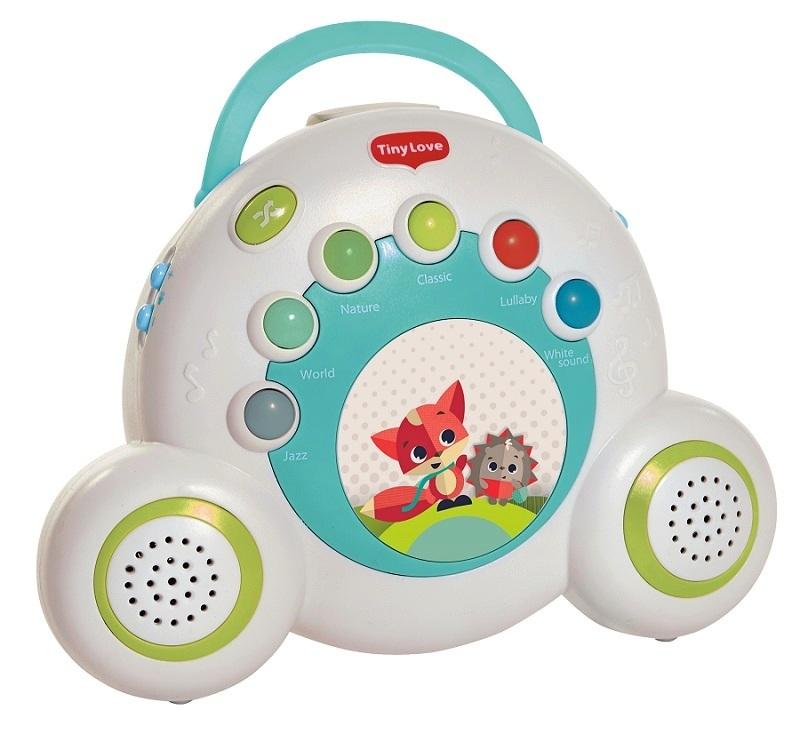 Karuzela rośnij z muzyką Zabawa na Łące   Tiny Love