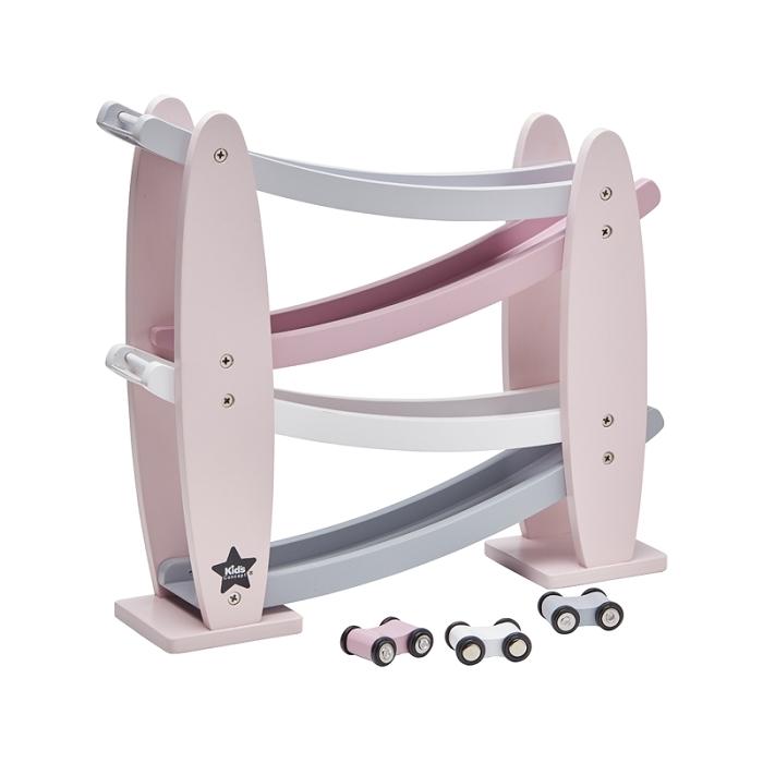 Kulodrom z autami Pink |Kids Concept