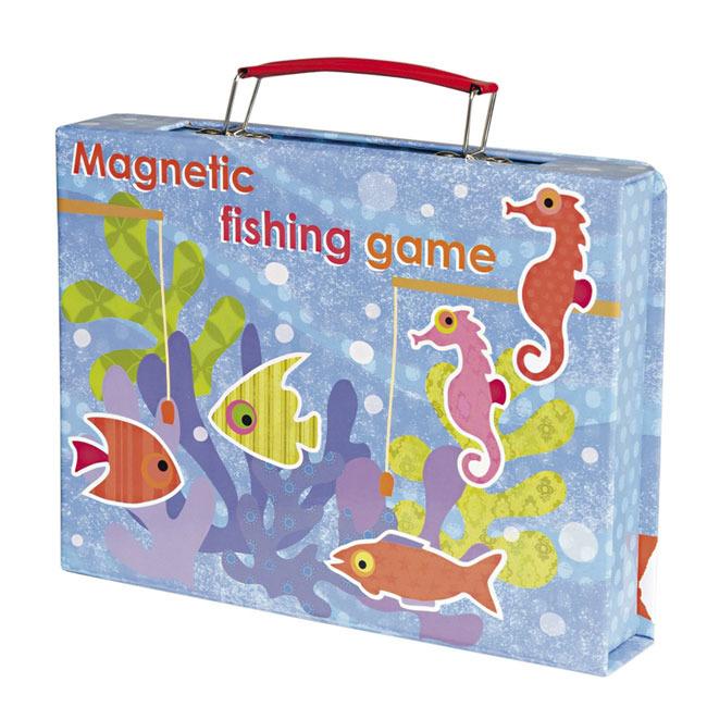 Gra magnetyczne rybki