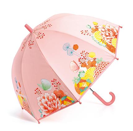 Parasol przeciwdeszczowy Kwiatowy ogród | Djeco