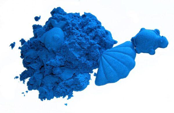 piasek niebieski