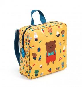Plecak dziecięcy Niedźwiadek | Djeco