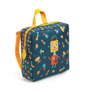 Plecak dziecięcy Robot | Djeco