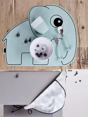 Podkładka na stół Niebieska | Done by Deer