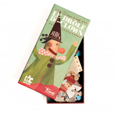 Puzzle 24el Le Drole de Clown Londji