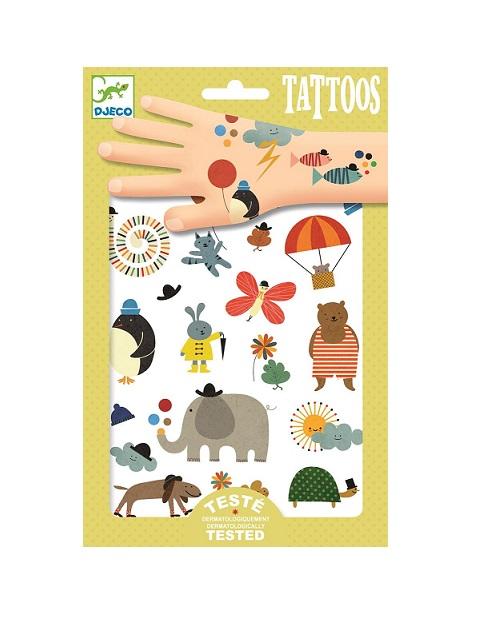 Tatuaże Malutkie rzeczy | Djeco