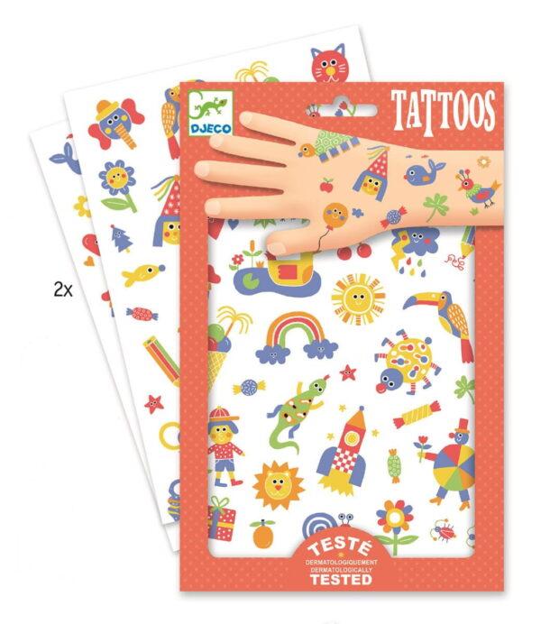 tatuaze slodziaki