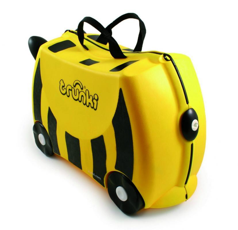 Jeżdżąca walizeczka Pszczółka Bernard