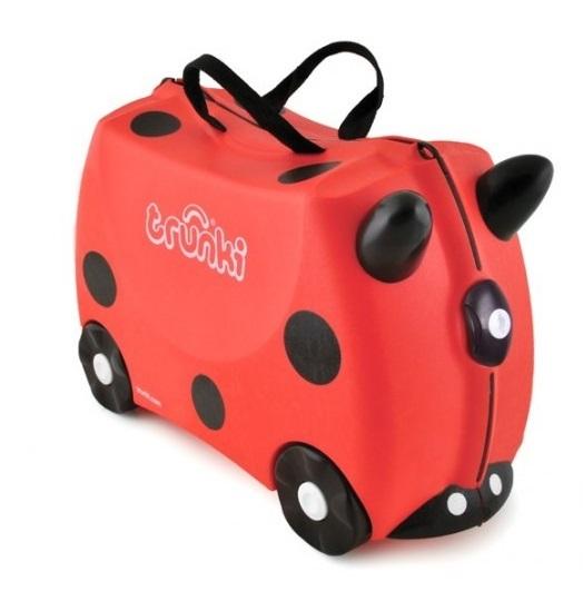 walizka biedronka