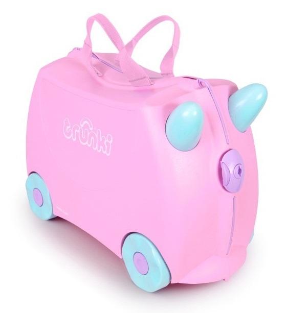 Jeżdżąca walizeczka Rosie | Trunki
