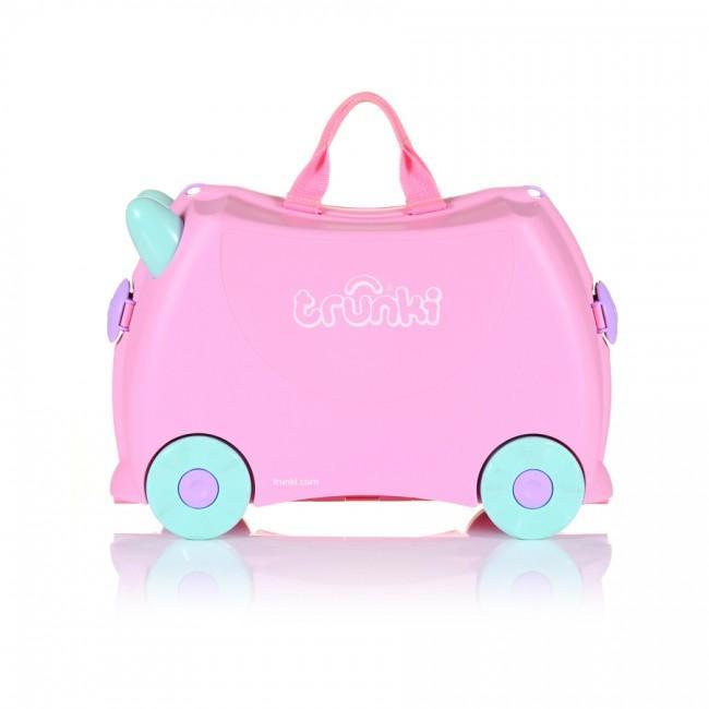 Jeżdżąca walizeczka Rosie   Trunki