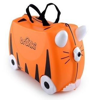 walizka tygrys