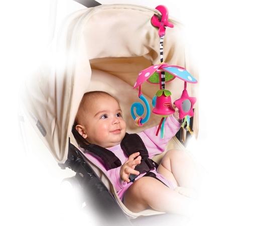 Karuzela podróżna kompaktowa Pack&Go – Mała Księżniczka