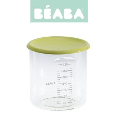 Słoiczek z hermetycznym zamknięciem 420 ml neon | Beaba