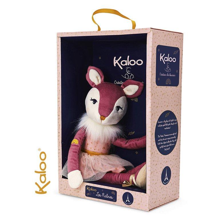 Kaloo Sarenka Ava duża 46 cm w pudełku kolekcja Les Kalines