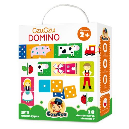 Domino - gra edukacyjna CzuCzu
