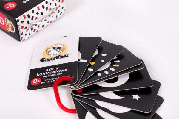 karty kon na koleczku 0+1