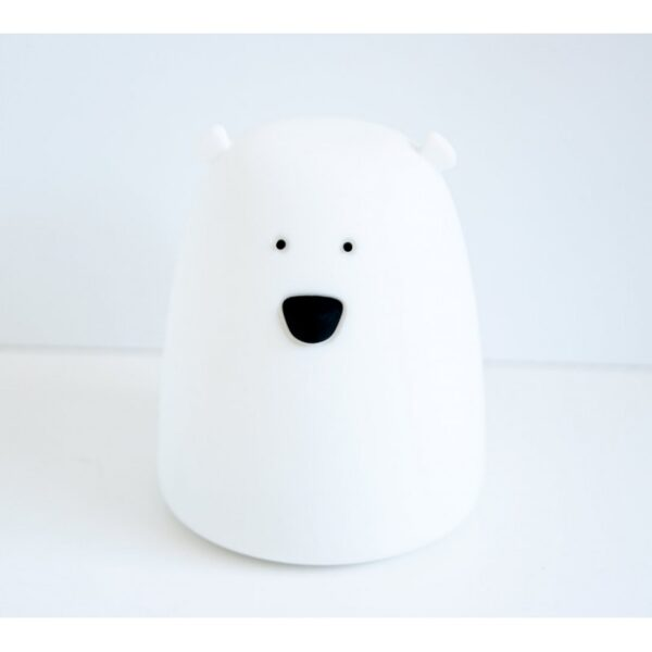 Lampka Miś biały mały   Rabbit&Friends