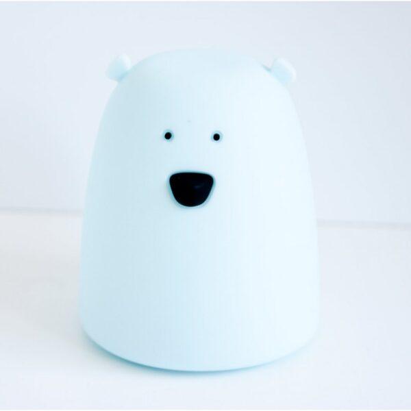 Lampka Miś mały niebieski   Rabbit&Friends