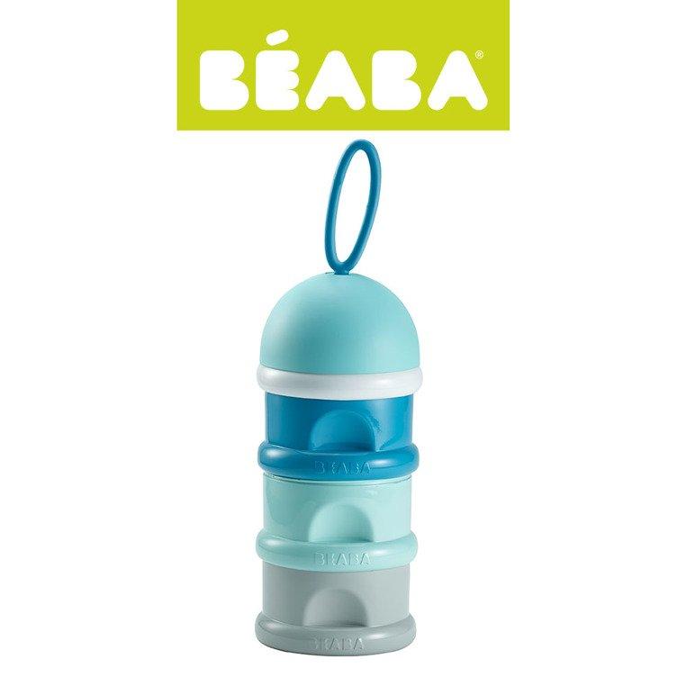 Pojemniki na mleko w proszku blue | Beaba