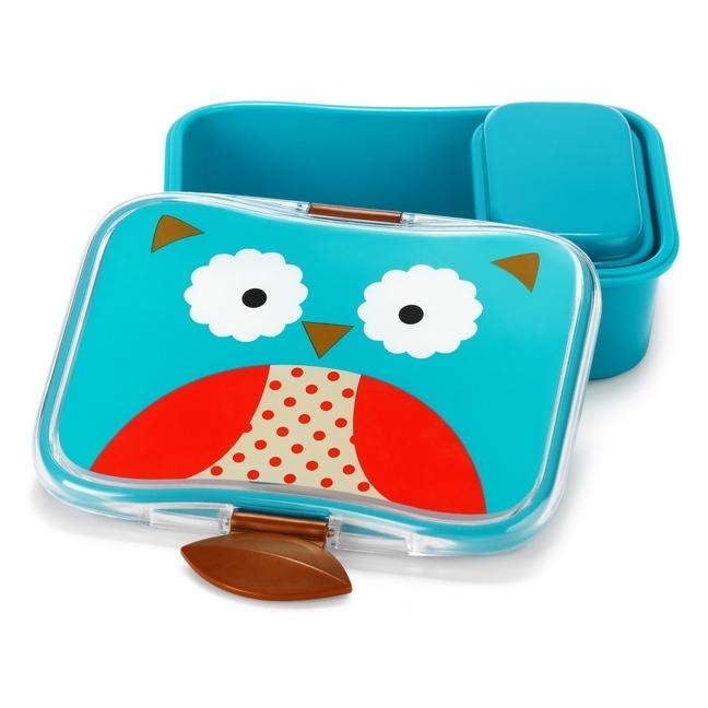 Pudełko śniadaniowe SKIP HOP Sowa